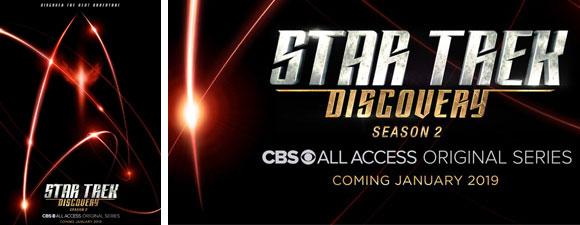 Star Trek: Discovery Teaser Poster