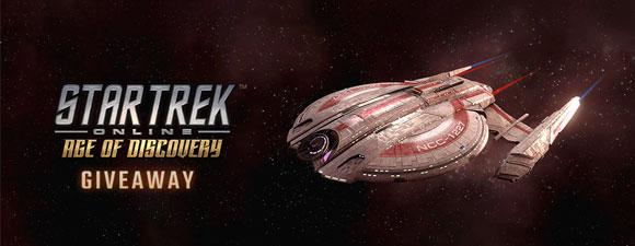 Star Trek Online Code Giveaway