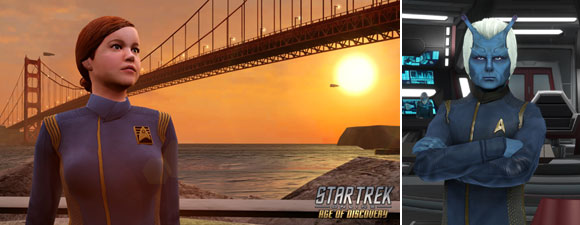 Star Trek Online: Age of Discovery Launches Today