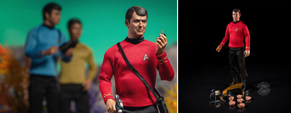 QMx Star Trek 1:6 Scale Articulated Figure