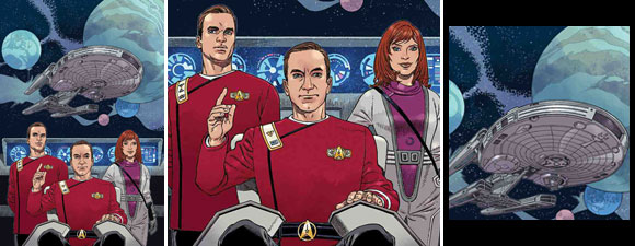 Star Trek Included In IDW 20/20 Event