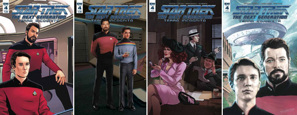 Star Trek: Next Generation: Terra Incognita #4