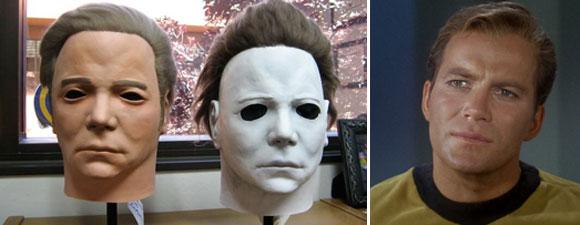Shatner: Halloween Mask Fun