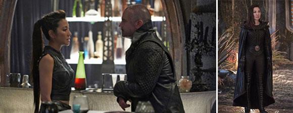 Rumor Mill: Yeoh In New Trek Show?
