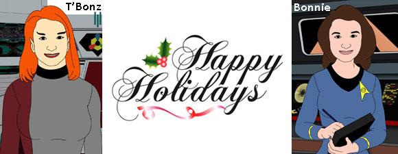 TrekToday Holiday Posting