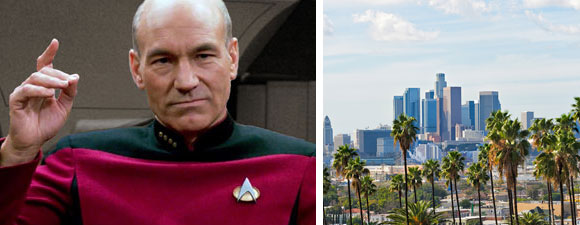Picard Series To Film In The U.S.