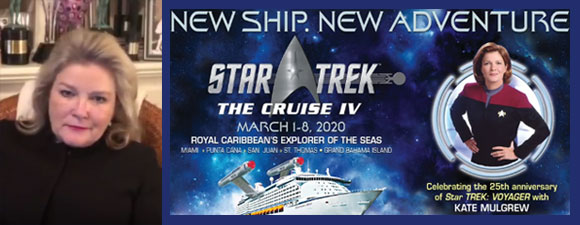 Star Trek The Cruise IV Announced