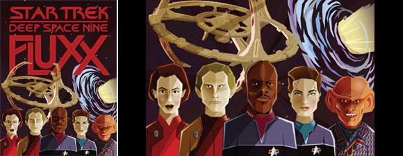 Star Trek: Deep Space Nine Fluxx Game