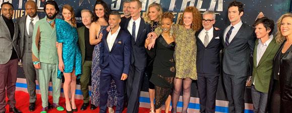 Star Trek: Discovery Season Two NYC Premiere