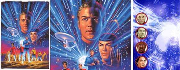 Star Trek IDW Publishing Comics For April