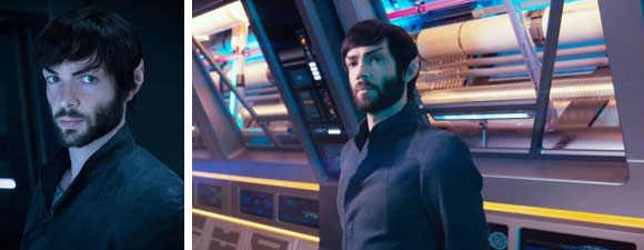 Peck: Taking Spock from Discovery To The Original Series