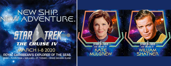 Star Trek: The Cruise IV Guest List Announced