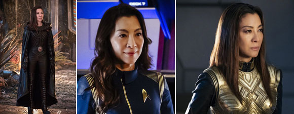 Brand New Trek Series Starring Michelle Yeoh Announced