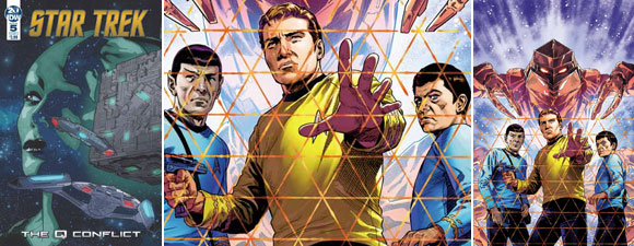 IDW Publishing May Star Trek Comics