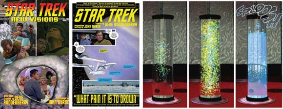 Star Trek: New Visions Volume 8
