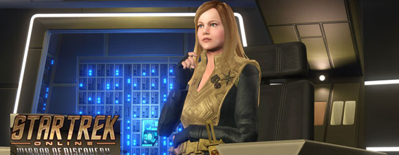 Star Trek Online: Mirror Of Discovery Console Launch