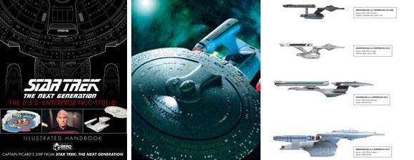 The Next Generation USS Enterprise NCC-1701-D Book