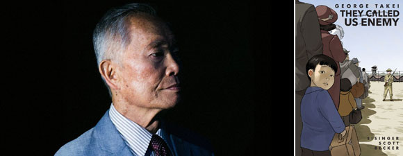 Takei Graphic Memoir Due Out This Spring