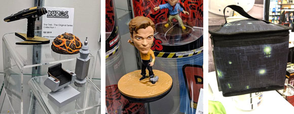 More Trek Products Seen At Toy Fair 2019