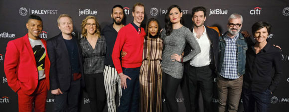Discovery Cast At PaleyFest