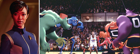 Martin-Green In Talks For Space Jam 2