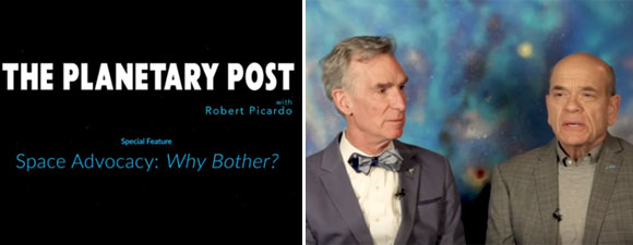 The Planetary Post: Picardo And Bill Nye