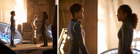 Star Trek: Discovery: Perpetual Infinity Photos