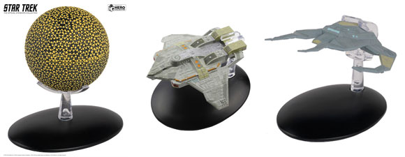Starships Update From Eaglemoss