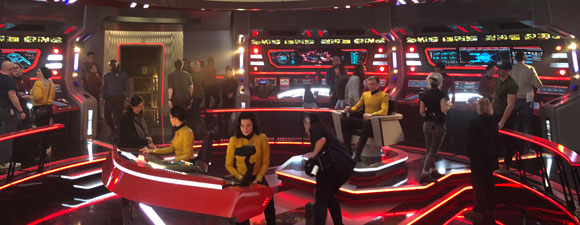 Osunsanmi: Behind The Scenes Of Discovery's Season Two Finale
