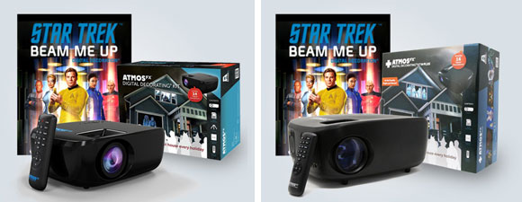 Star Trek: Beam Me Up Digital Decoration Collection