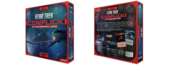 Star Trek: Conflick – In The Neutral Zone