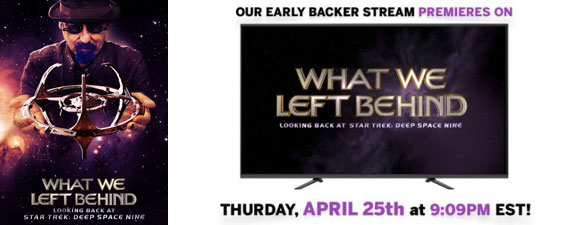What We Left Behind Documentary Streaming Date Announced