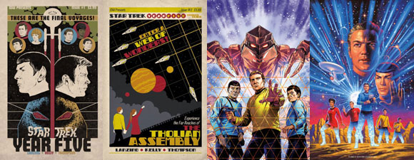 July 2019 IDW Publishing Star Trek Comic