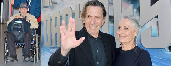 Nimoy Wanted To Die With Dignity