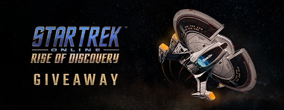 Star Trek Online: Rise of Discovery Code Giveaway- UPDATED