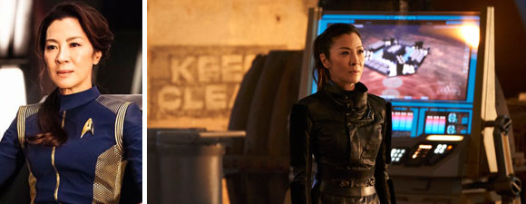 Yeoh In Assassin Thriller Movie