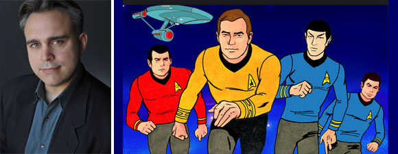 Mack To Be Consultant For Trek Animated Series