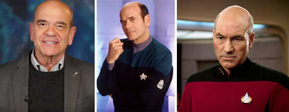 Picardo In Picard Show?