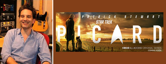 Russo To Score Star Trek: Picard Show