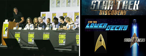 Watch Two Of The Comic-Con Star Trek Panels