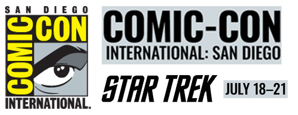 San Diego Comic Con Star Trek Universe Panel