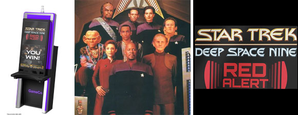 Star Trek: Deep Space Nine:Red Alert Video Game Preview