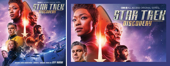 Star Trek: Discovery Season Two Soundtrack
