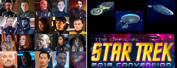 More Trek Actors To Appear At Star Trek Las Vegas