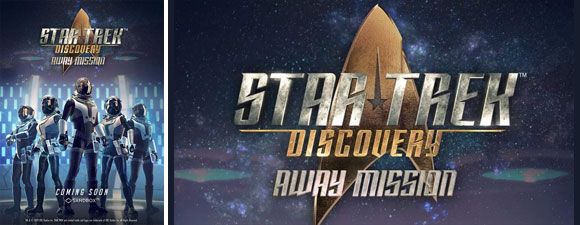 Star Trek: Discovery: Away Mission VR Experience