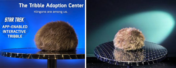 App-Enabled Tribbles From Science Division