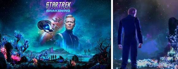 Anthony Rapp To Star in Star Trek: Online: Awakening