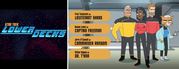 Star Trek: Lower Decks Cast And First Photos