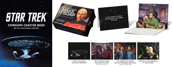 New Star Trek-Themed Merchandise