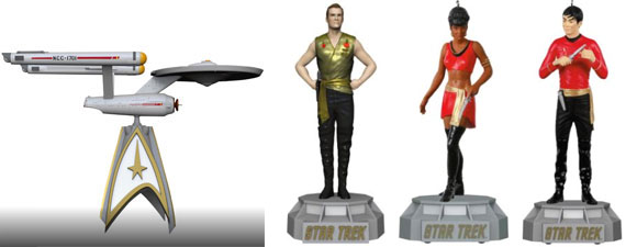 Hallmark's Star Trek 2020 Ornaments